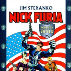 Cómics: NICK FURIA AGENTE DE SHIELD.JIM STERANKO.FÓRUM. PERFECTO.. Lote 50905856