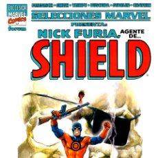 Cómics: SELECCIONES MARVEL.ESPECIAL NICK FURIA AGENTE DE SHIELD:LA MUERTE DE NICK FURIA.FÓRUM.PERFECTO.. Lote 51068626