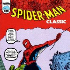 Cómics: CLASSIC SPIDERMAN VOLUMEN 1.FÓRUM. COMPLETA. 16 NÚMEROS.MBE. Lote 54813387