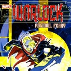 Cómics: WARLOCK DE PASCUAL FERRY.PANINI. PERFECTO.. Lote 50707351