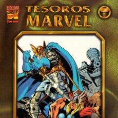 Cómics: EXCELSIOR.TESOROS MARVEL 09. LOS AÑOS PERDIDOS.THOR 01.FÓRUM.NUEVO.. Lote 56031377