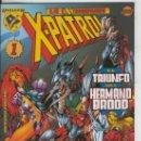 Cómics: LA EXTRAORDINARIA X-PATROL Nº 1 - AMALGAM COMICS - FORUM - IMPECABLE. Lote 163573186