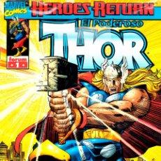Cómics: THOR VOLUMEN 3-4.HEROES RETURN.FORUM.COMPLETA. 45 NÚMEROS.PERFECTA. Lote 48481717
