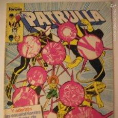 Cómics: PATRULLA X Nº 39. Lote 57166453