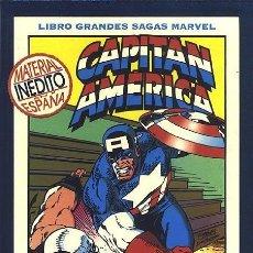 Cómics: GRANDES SAGAS MARVEL CAPITAN AMERICA - CALLES ENVENENADAS (GRUENWALD / LIM) - IMPECABLE PRECINTADO. Lote 111532935