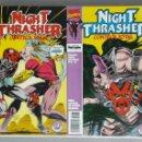Cómics: NIGHT THRASHER MINISERIE CONTROL TOTAL MARVEL . Lote 57196967