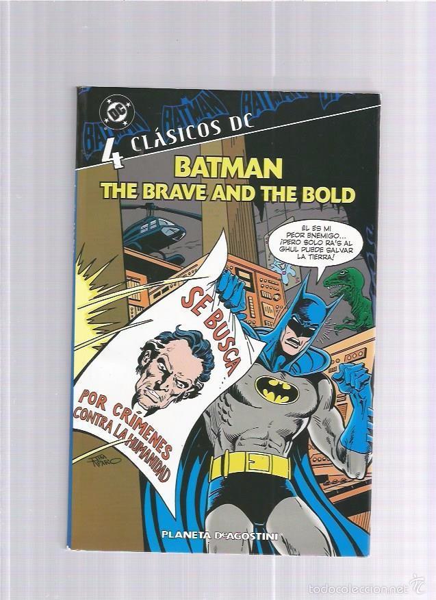 BATMAN THE BRAVE 4 (Tebeos y Comics - Forum - Otros Forum)
