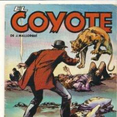 Cómics: EL COYOTE Nº 8. FORUM 1983. (21X15,5) 26 PÁGINAS.. Lote 57289930