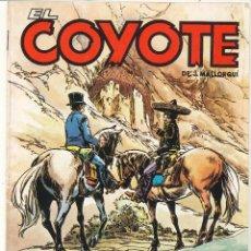 Cómics: EL COYOTE Nº 17. FORUM 1983. (21X15,5) 26 PÁGINAS.. Lote 57290106