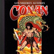 Cómics: LOS MEJORES AUTORES CONAN Nº 5 ERNIE CHAN - IMPECABLE. Lote 62161154