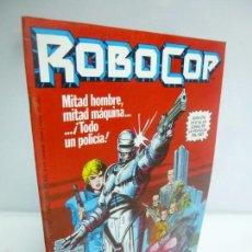 Cómics: ROBOCOP, ESPECIAL CINE COMIC, FORUM 1987 ( PAUL VERHOEVEN GUIÓN NEUMEIER Y MINER) OFRT. Lote 115438815
