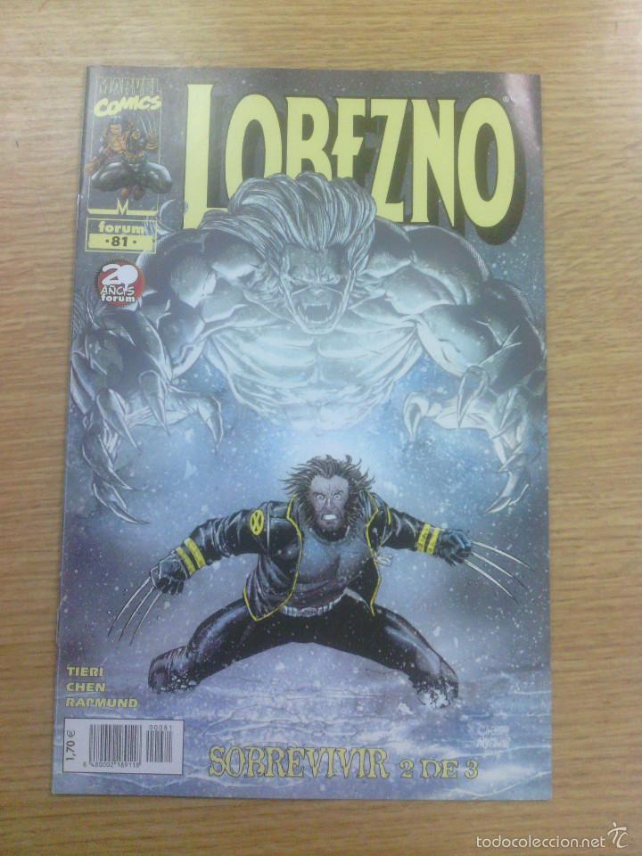 LOBEZNO VOL 2 #81 (Tebeos y Comics - Otros Forum)