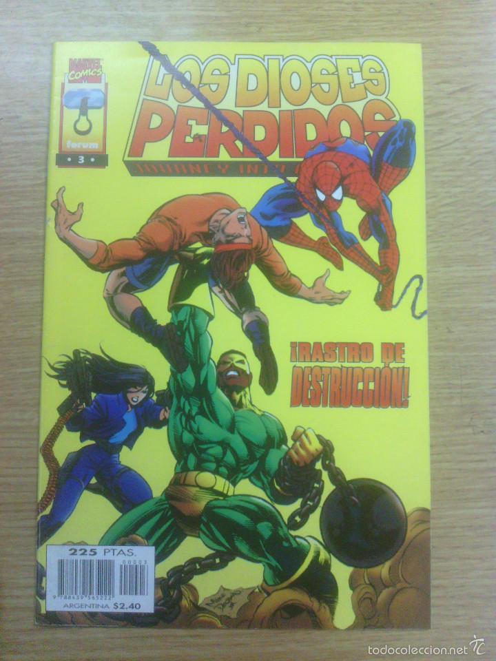DIOSES PERDIDOS #3 (Tebeos y Comics - Forum - Otros Forum)