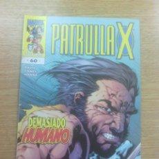 Cómics: PATRULLA X VOL 2 #60. Lote 57360091
