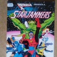 Comics: COLECCION PRESTIGIO VOL. 1 Nº 17 LA PATRULLA-X STARJAMMERS 1 . Lote 57370373