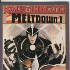 Cómics: COLECCION PRESTIGIO VOL. 1 Nº 47 KAOS Y LOBEZNO MELTDOWN 1. Lote 57370938