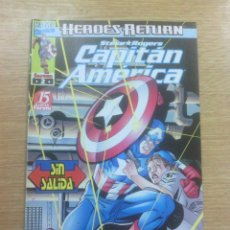 Cómics: CAPITAN AMERICA VOL 4 #2. Lote 57373466