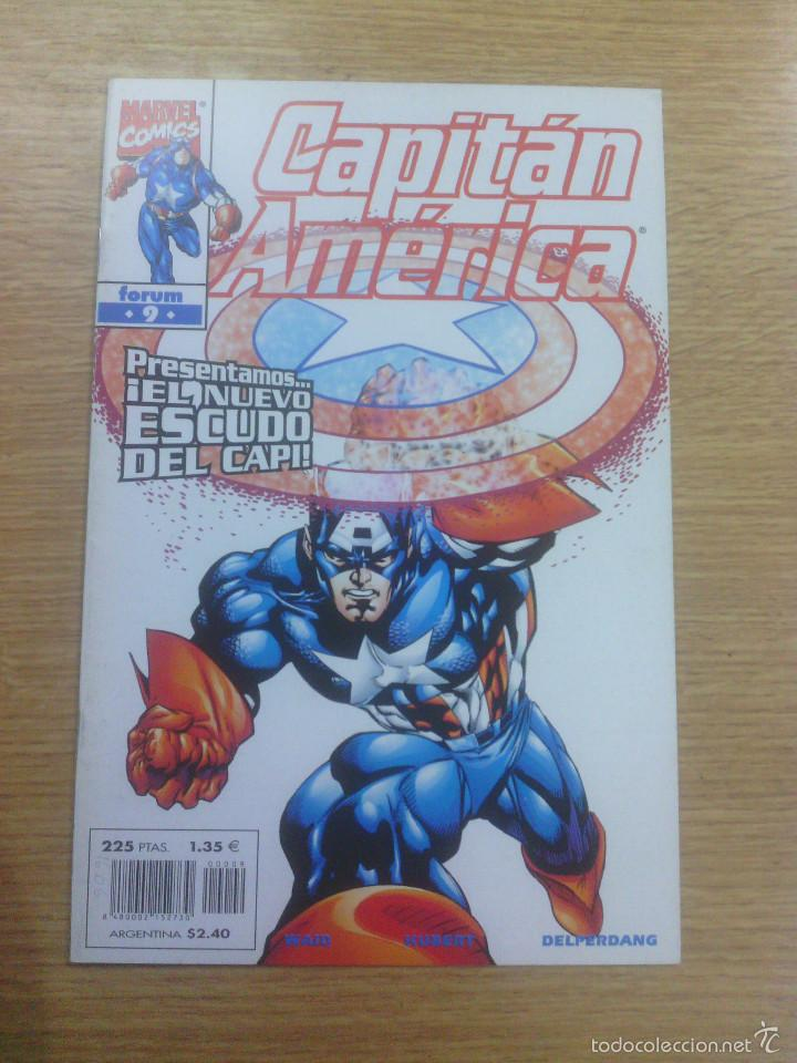 Cómics: CAPITAN AMERICA VOL 4 #9 - Foto 1 - 57373514