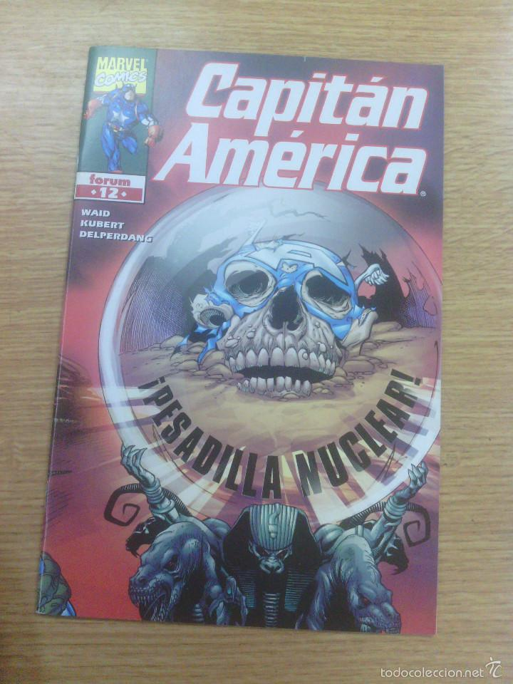 Cómics: CAPITAN AMERICA VOL 4 #12 - Foto 1 - 57373536
