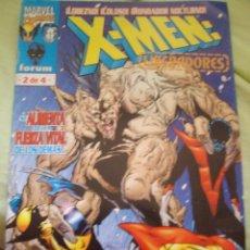 Cómics - X MEN LIBERADORES Nº 2 DE 4 FORUM - 57415338