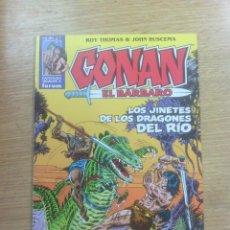 Cómics: CONAN EL BARBARO #61 - FANTASIA HEROICA. Lote 57419118