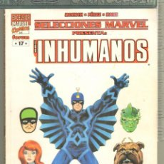Cómics: TEBEOS-COMICS CANDY - INHUMANOS - 17 18 - COMPLETA - SELECCIONES MARVEL - 2 TOMOS - *AA99. Lote 57427274