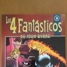 Fumetti: COLECCIONABLE LOS 4 FANTÁSTICOS DE JOHN BYRNE NUMERO 9. Lote 57434652