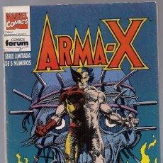 Cómics: ARMA-X. Lote 57445970