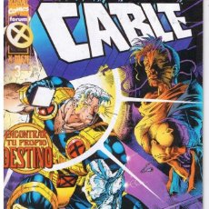 Fumetti: CABLE VOL. 2 Nº 3 - FORUM - IMPECABLE. Lote 57529960