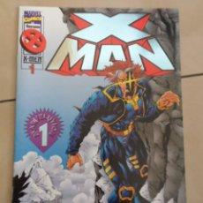 Cómics: X-MAN VOL.2 NÚMEROS 1 A 10 - FORUM - NÚMEROS 1, 2, 3, 4, 5, 6, 7, 8, 9, 10 - JEPH LOEB. Lote 57546450