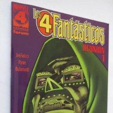 Cómics: LOS 4 FANTASTICOS REUNION COMPLETA. Lote 57552334