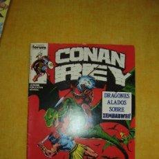 Cómics: CONAN REY 3. Lote 57563364