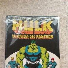 Cómics: HULK LA CAIDA DEL PANTEON. Lote 57564796