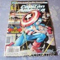 Cómics: CAPITAN AMERICA VOL. 4 Nº 2 - IMPECABLE. Lote 57620057