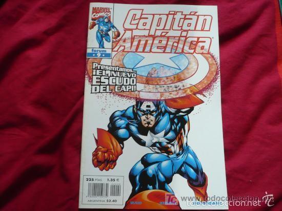 CAPITAN AMERICA VOL. 4 Nº 9 - IMPECABLE (Tebeos y Comics - Forum - Capitán América)