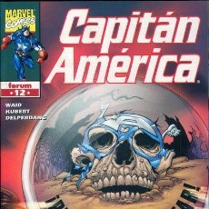 Cómics: CAPITAN AMERICA VOL. 4 Nº 12 - IMPECABLE. Lote 57620163