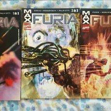 Cómics: FURIA. Lote 57630494