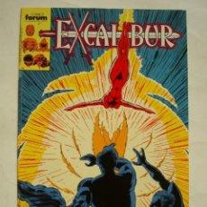 Excalibur vol.1 nº 11 (Forum) Marvel