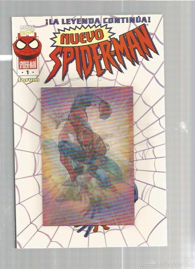 NUEVO SPIDERMAN 1 (Tebeos y Comics - Forum - Spiderman)