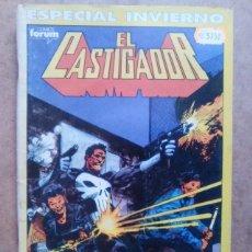 Cómics: CASTIGADOR ESPECIAL INVIERNO 1990 - FORUM. Lote 57662755