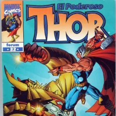 Cómics: EL PODEROSO THOR Nº 32. Lote 57666176