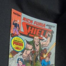 Cómics: NICK FURIA AGENTE DE SHIELD - Nº 4 - FORUM - . Lote 57727478