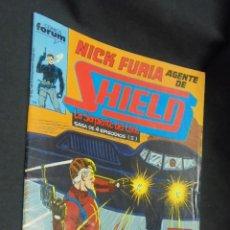 Cómics: NICK FURIA AGENTE DE SHIELD - Nº 7 - FORUM - . Lote 57727503