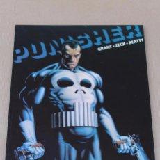 Cómics - NOVELAS GRÁFICAS MARVEL 3 – Punisher (El Castigador) - REGRESO DE GRAN NADA – NUEVO (precintado) - 57760210