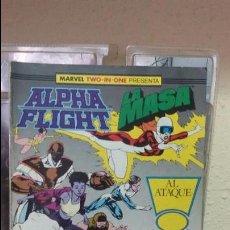 Cómics: ALPHA FLIGHT - LA MASA - 42 - MARVEL TWO-IN-ONE - VOLUMEN 1 - VOL 1 - MARVEL COMICS - FORUM. Lote 57790965