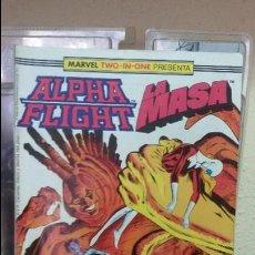 Cómics: ALPHA FLIGHT - LA MASA - 43 - MARVEL TWO-IN-ONE - VOLUMEN 1 - VOL 1 - MARVEL COMICS - FORUM. Lote 57791013
