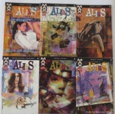 Cómics: ALIAS COMPLETA. Lote 57796015