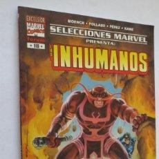 Cómics: SELECCIONES MARVEL: LOS INHUMANOS FORUM. Lote 57814913