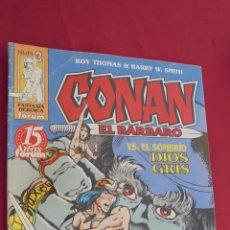 Cómics: CONAN EL BARBARO. ROY THOMAS. Nº 3. FORUM.. Lote 57815225