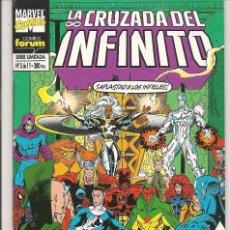 Cómics: LA CRUZADA DEL INFINITO. Nº 3 DE 11. FORUM 1994. (Z/C3). Lote 57913578